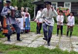 В Тотьме весело и со вкусом прошел международный фестиваль «Морошка»