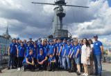 Экспедиция «Вместе по Русскому Северу» добралась до Санкт-Петербурга