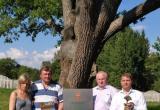 «Дуб черешчатый» в Бабаевском районе теперь под охраной, как памятник живой природы РФ