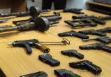 У вологжан изъято 48 единиц незаконно хранимого оружия