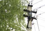 В Кадуйском районе из 200 запланированных новых фонарей уже установлены 130
