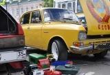 Вологжан приглашают принять участие в параде ретро автомобилей