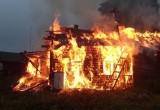 Пожар в Соколе унес жизнь мужчины