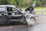 Страшная авария в Вологодском районе: погибли 2-летняя девочка и 34-летний мужчина
