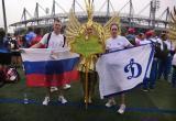 Вологжане на XVIII Всемирных играх полицейских и пожарных в Китае взяли три «золота» и «серебро»