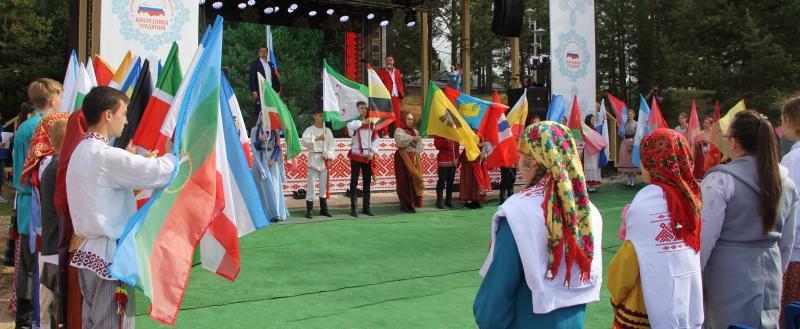На Вологодчине открылся IV Всероссийский детский фестиваль «Наследники традиций»