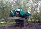 Грузовик-полуторку жители Климовского Череповецкого района спасли от вандалов