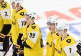 Хоккеисты «Северстали» не смогли войти в тройку лидеров