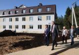 Дом для детей-сирот через неделю сдадут в Никольске