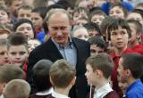 Президент озвучил нормальное количество детей в семьях