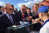 Женщина, продавшая Путину вологодское мороженое, оказалась не просто продавцом