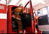 45-летний мужчина отравился угарным газом во время пожара в Вологде