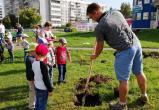 В микрорайоне Бывалово появится еще одна зеленая зона