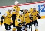 «Северсталь» разгромила «Авангард» в первом матче чемпионата КХЛ