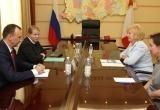 В Вологодской области представили управляющего отделением ЦБ