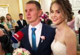 Знаменитый вологодский лыжник Денис Спицов женился на землячке