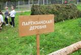 В Череповце появилась «Партизанская деревня»