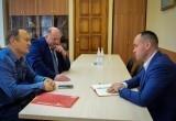 Глава Вологодского района Сергей Жестянников решил сняться в кино