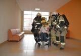 Масштабные учения МЧС успешно прошли в новой школе №42 (ФОТО)