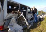 Авария с микроавтобусом в Кирилловском районе: один погибший, двое пострадавших