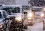 Снег и дождь в Череповце могут создать аварийные ситуации на улицах города