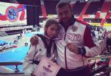 Юная тхэквондистка из Вологды стала одной из лучших в России