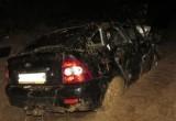 LADA Priora вылетела с трассы. Молодой водитель погиб на автодороге Вологда-Ростилово