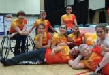 Танцевальный коллектив на колясках «Ступени» из Череповца собрал в Великобритании букет наград (ВИДЕО)