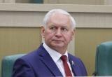 Бывший сенатор от Вологодской области Тихомиров пошел работать на завод