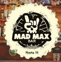 MAD MAX bar