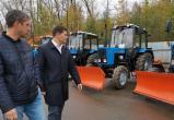 Дополнительная техника и новые технологии будут использованы при зимней уборке Вологды