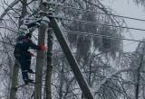 Во все отключенные от электроснабжения населенные пункты области пришел свет