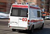 После ДТП в Тотемском районе 33-летний водитель в тяжелом состоянии доставлен в больницу