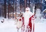 Дед Мороз из Великого Устюга стал лучшим, среди волшебных коллег России