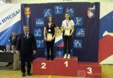 Ксения Демчинская стала абсолютным победителем первенства СЗФО по пауэрлифтингу в Выборге
