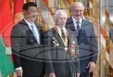 Председатель Китайской народной республики наградил уроженца села Старое Междуреченского района Вологодской области медалью Мира