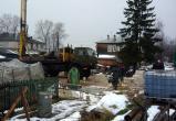 Бурильная машина не смогла победить скважину в Белозерском районе и сломалась