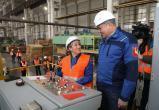 Губернатор Вологодской области сообщил об открытии нового комбината