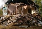 В Сокольском районе дачные воры начали разрушать дома