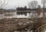 Вологжанам пообещали убрать мусор после паводка на Вологодской набережной в следующем году
