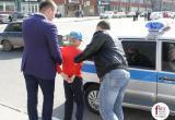 Из детсада под конвоем: полиция повсеместно задерживает малолетних детей