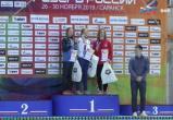 14-летняя Настя Маркова взяла «золото» на Всероссийских соревнований по плаванию «Резерв России»
