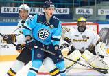 Хоккейная «Северсталь» уступила новосибирской «Сибири»