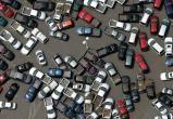 Парковочные места в России станут меньше уже в 2020 году