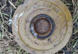 Местный житель нашел боеприпас  в Вологодском районе