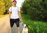 Череповчанин и его собака прославились благодаря видео в соцсетях