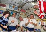 Астронавты NASA полюбили черную икру из Кадуя