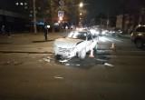 Водитель Тойоты спровоцировал ДТП и скрылся с месте происшествия