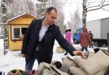 Глава Вологодского района пригласил всех на Рождественскую ярмарку