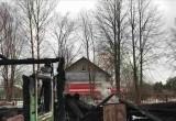 После пожаре в дачном доме под Череповцом нашли труп мужчины